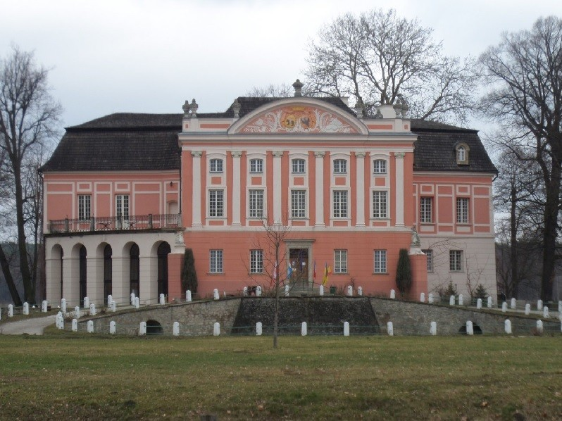 Kurozwęki Palace
