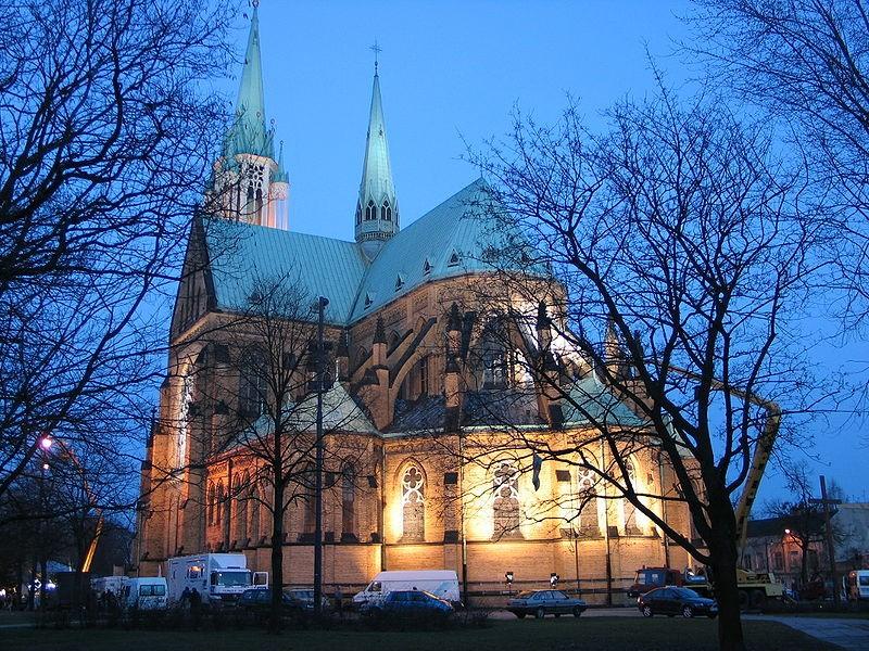 Archcathedral Basilica of St. Stanislaus Kostka, Łódź