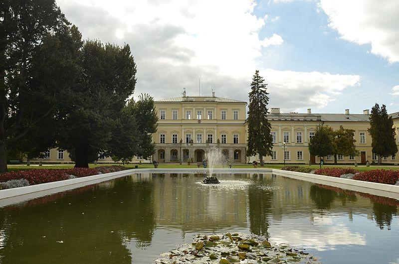 Czartoryski Museum in Puławy