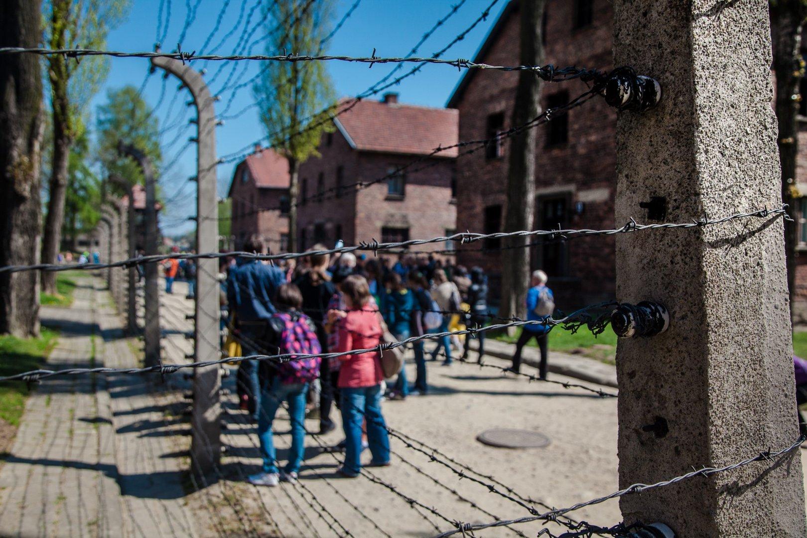WWII lesson: Kraków and Auschwitz-Birkenau