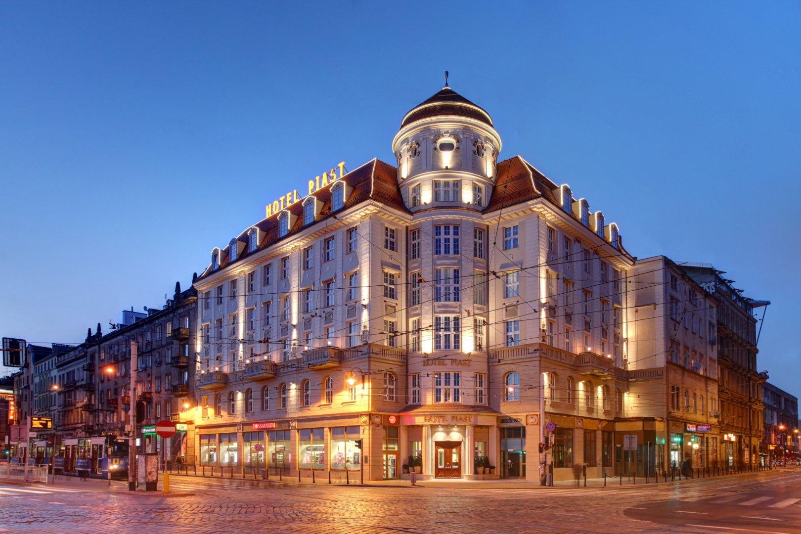 Piast Wrocław Centrum Hotel