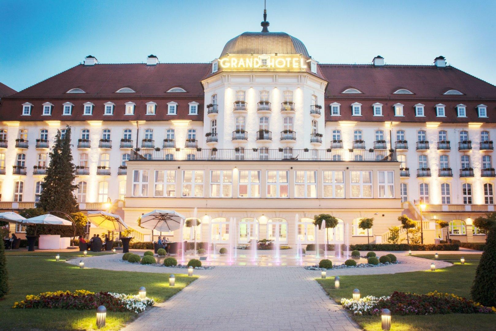 Sofitel Grand Hotel - Sopot