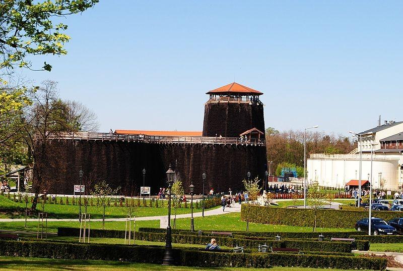 Graduation Tower, Wieliczka