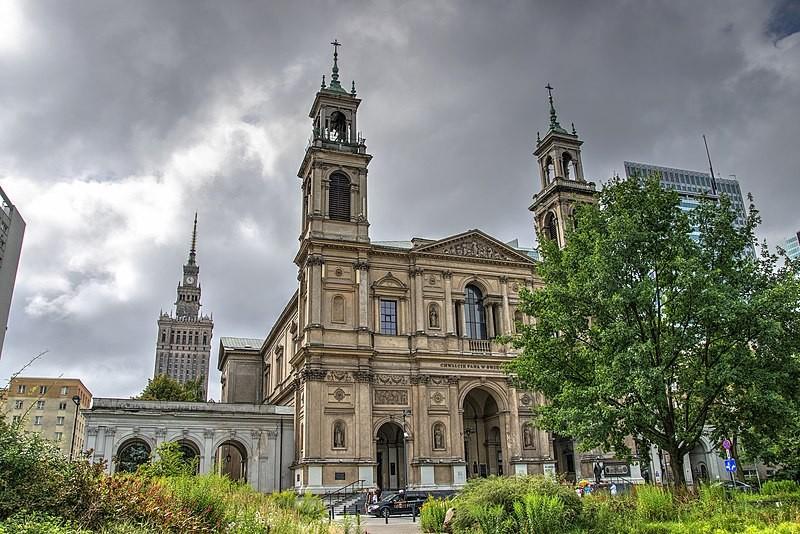 All Saints Church, Warsaw