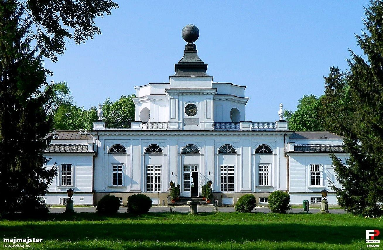 Jabłonna Palace
