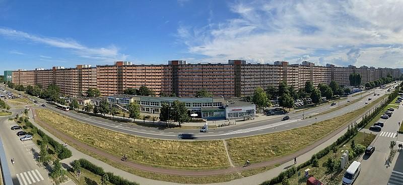 Falowiec, Gdańsk