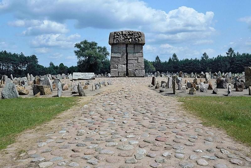 Treblinka Nazi-German Extermination Camp