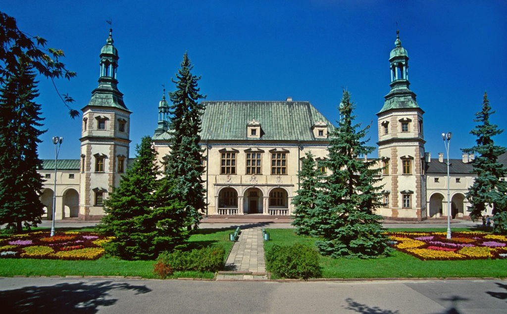 Palace of Cracow's Bishops in Kielce