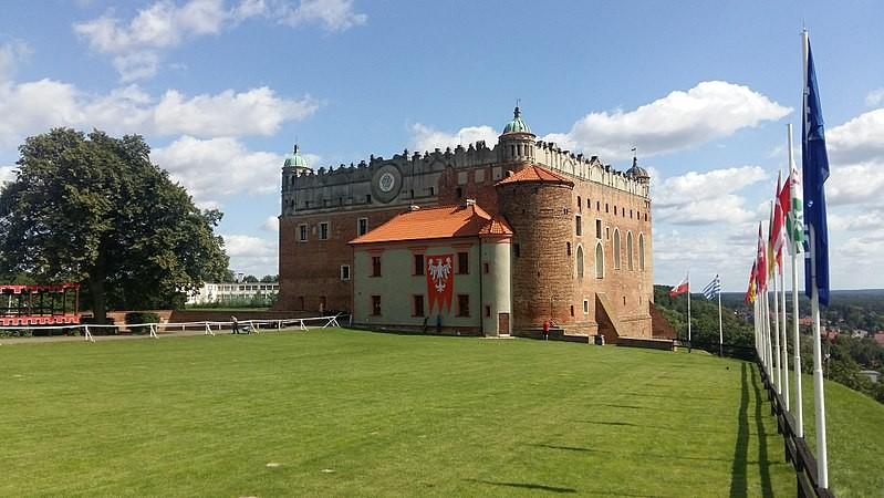 Golub-Dobrzyn Castle