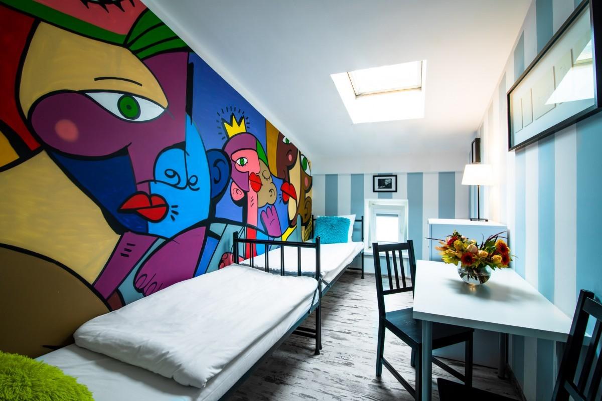 AB Hostel Rooms