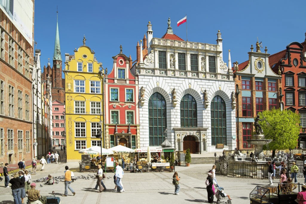 Gdańsk Old Town