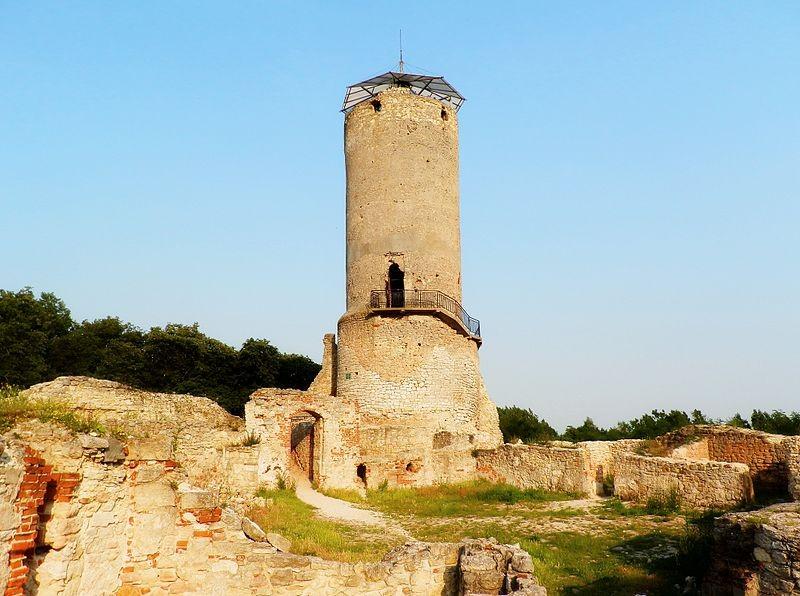 Castle in Iłża