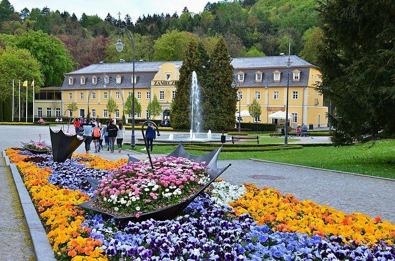 Spa Towns of Kłodzko Valley