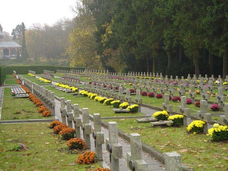 Interesting cemeteries in Poland