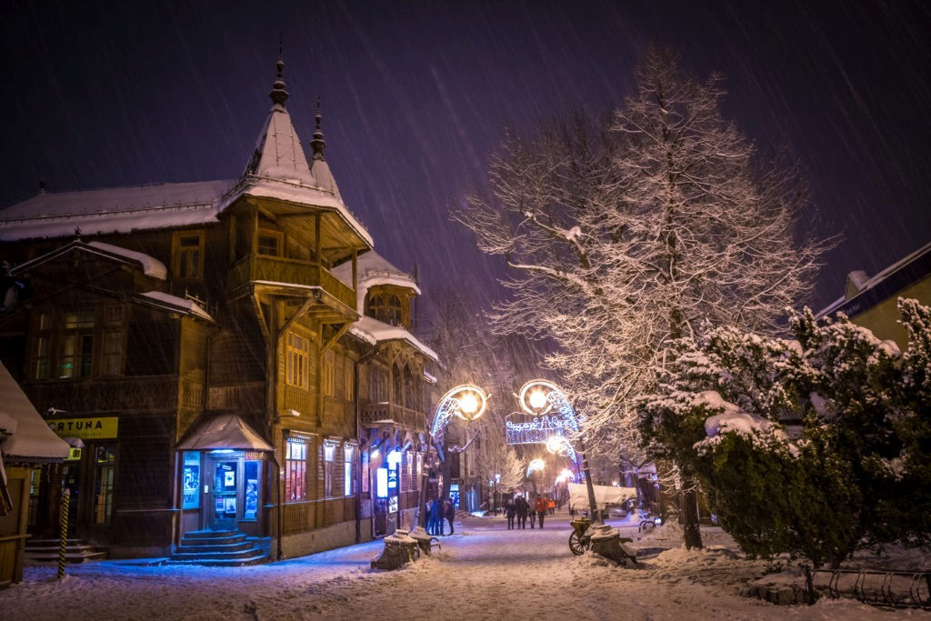 What can you do in winter if you don't ski? Winter Zakopane attractions.