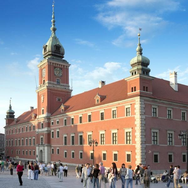 Major Polish Cities: Warszawa-Kraków-Wrocław