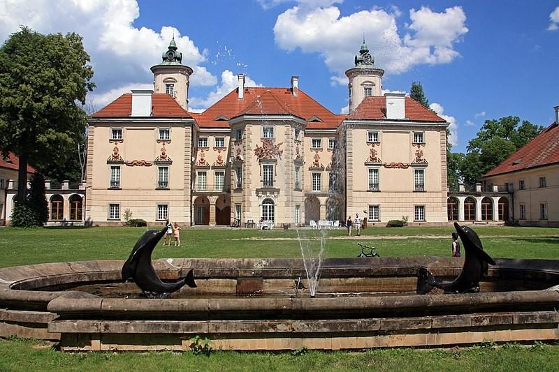 Bieliński Palace, Otwock Wielki