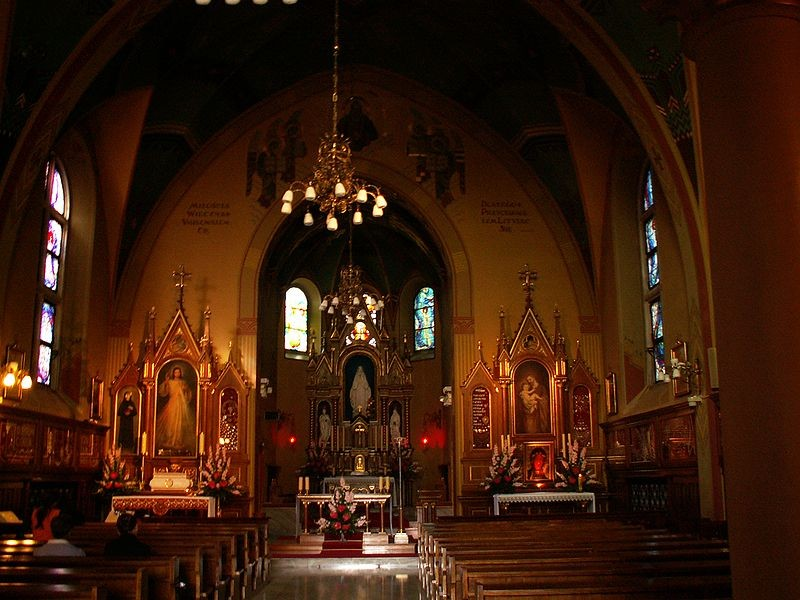Divine Mercy Sanctuary in Łagiewniki