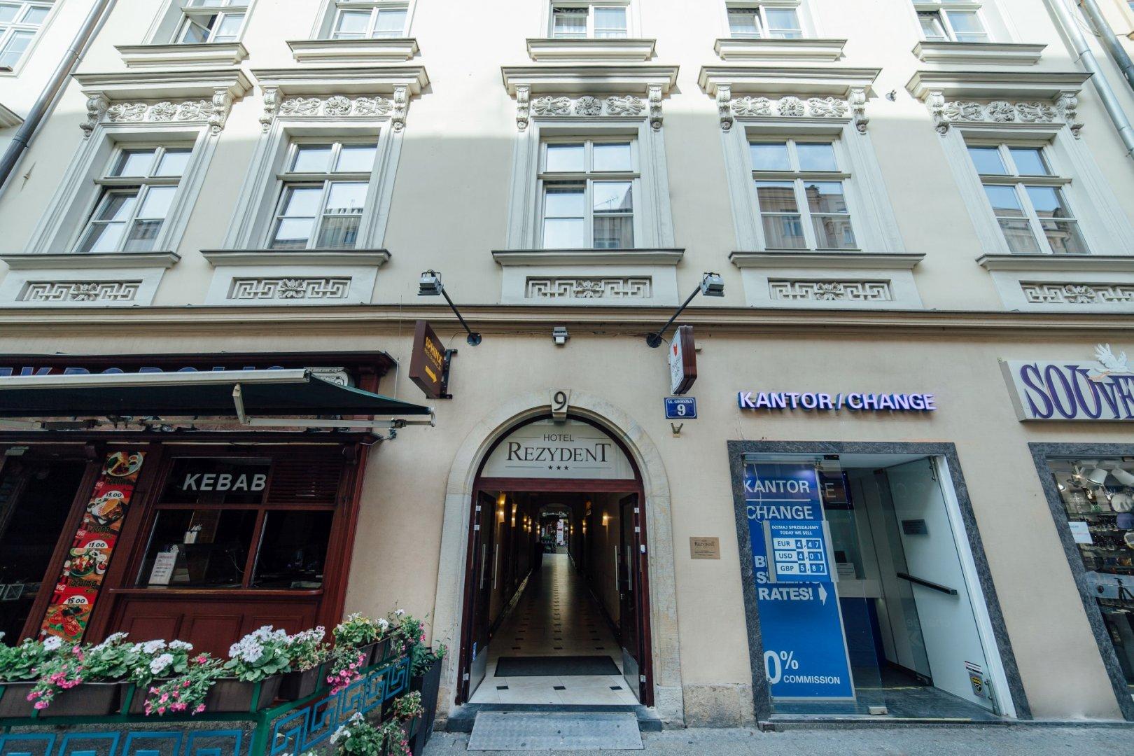 Rezydent Hotel