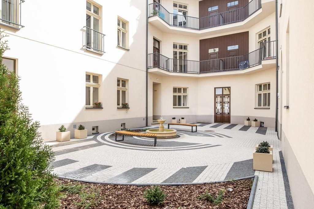 Krakow Central Apartments